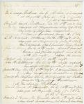 Correspondence from H. Cousens to General Hodsdon, August 22, 1862 by H. Cousens