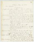 Correspondence from H. Cousens to General Hodsdon, August 12, 1862