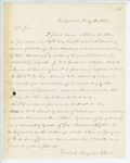 Correspondence from A. Stevens, August 05, 1862