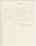 Correspondence from A. Stevens, August 27, 1862