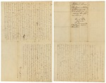 Petition of Captain Deacon Sockbasin on behalf of the Passamaquoddy Tribe