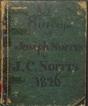 Surveys of Joseph Norris & J.C. Norris, Book C, 1826 by Joseph Norris and Joseph C. Norris