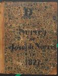 Surveys of Joseph Norris, Book D, 1827