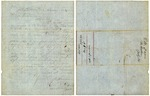 Letter from George W. Davis to Governor Washburn, July 16, 1862 by George W. Davis