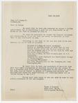 Letter seeking more information from John S.P. Jones, Jr., July 12, 1940.