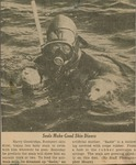 Newspaper Clippings 1960