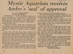 Newspaper Clippings 1981