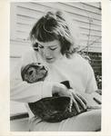 Susan Goodridge Holding Andre