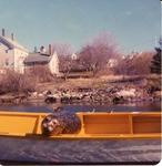 Andre in Boat