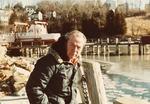 Harry Goodridge at Dock