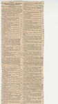 Newspaper Announcement of Agricultural Society Premiums