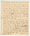 Statement of Rufus Bonny on Mare