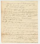 Statement of John Kezer Jr. on Buckwheat