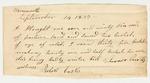 Statement of Traxton Wood on Wheat