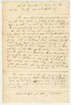 Statement of J.W. Hains on Boar
