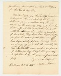 Statement of N. Foster on Cow