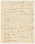 Expenditures of the West Somerset Agricultural Society