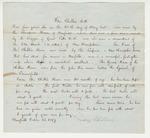 Statement on Chellie's Horse