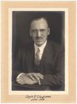 1933, Clyde R. Chapman