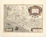BMC 07--Hispaniae Novae Nova Descriptio; circa 1606