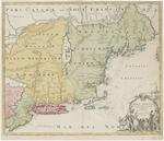 BMC 21--Nova Anglia Septentrionali Americae implantata Anglorumque coloniis florentissima geographicè exhibita, c. 1720