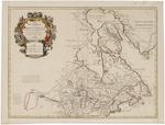 Carte Du Canada ou de la Nouvelle France et des Decouvertes qui y ont ete faites