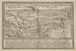 BMC 77--Novi Orbis Pars Borealis, America Scilicet, Complectens Floridam, Baccalaon, Canadam, Terram Corte, 1585