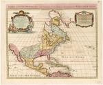 BMC 14 -- L'Amerique Septentrionale [...]; 1742