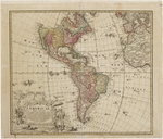 BMC 23--Americae Mappa generalis, circa 1746