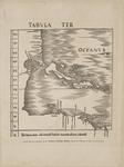 BMC 43--Tabula Terre Nove  (Admiral's Map), [Northwestern Portion], 1513