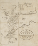 BMC 48--A Plan of the Compact Part of the Town of Exeter at the Head of the Southerly Branch of Piscataqua River, 1802