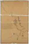 BMC 67--Route from Fort Pownal to Quebec, 1764