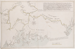 BMC 69--Plan of the Bay and Rivers of Penobscot and the Islands Lying There Commonly Called the Fox Islands [...], 1764