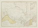 BMC 73--Nieuwe Kaart van Kanada, De Landen aan de Hudson's-Baay en de Noordwestelyke deelen van Noord-Amerika, 1769