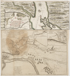 BMC 79--An authentic plan of the River St. Laurence from Sillery, to the fall of Montmorenci [...], 1759
