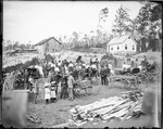 Monson, Rural Town circa 1900 Glass plate 60