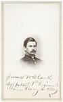 Clark, James W. Adjutant