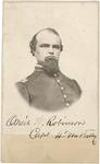 Robinson, O'neil W. Capt.