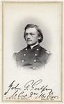 Godfrey, John F. Lt. Col.