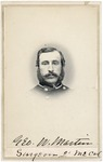 Martin, George W. Surgeon