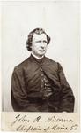Adams, John R. Chaplain