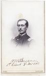 Benson A.M. 1st Lt.