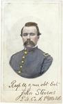 Stevens, John 2nd Lt.