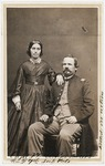 Barrows, William A. Capt. & wife