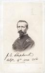 Shepherd, J.E. Adjutant