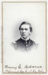 Adams, Henry 1st Lt.