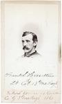 Hesseltine, Frank S. Lt. Col.