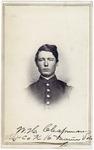 Chapman, Wilmont H. 2nd Lt.