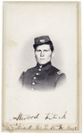 Fitch, Atwood 2nd Lt.