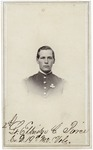 Pierce, Elbridge 2nd Lt.